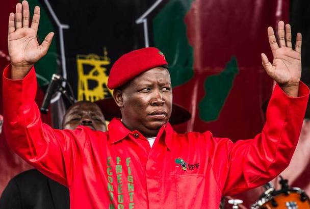 Julius Malema Says SA Would Be Boring Without Whites