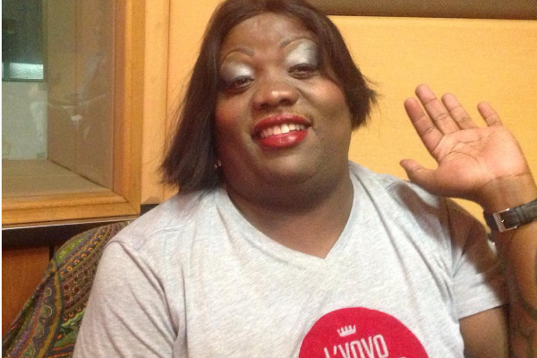 LOL! Lvovo Dress Up As A Woman In Throwback Pic