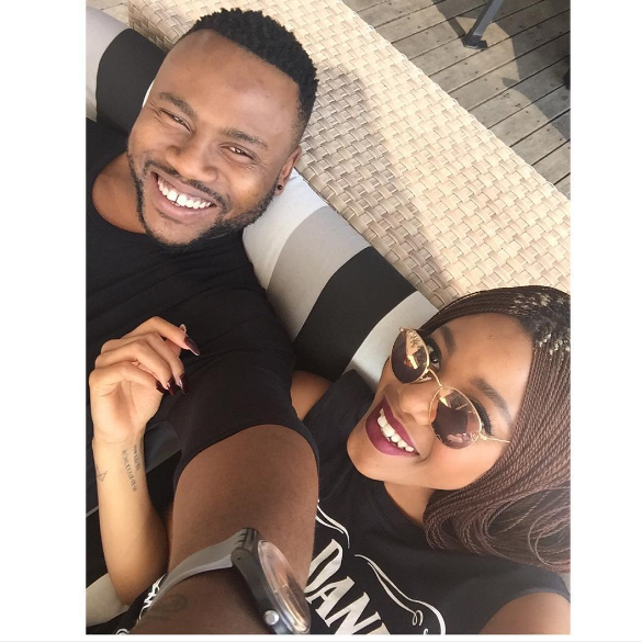 Reason Sends Out The Sweetest B'day Shoutout To His Bae Lootlove