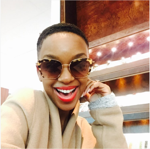 Nandi Mngoma's New Accessory Sparks Engagement Rumors