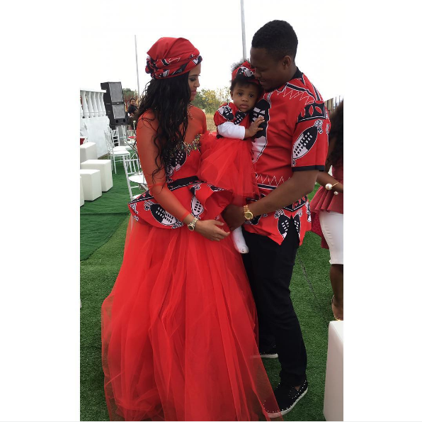 Photos Soccer Star Kagisho Dikgacoi Ties The Knot Okmzansi