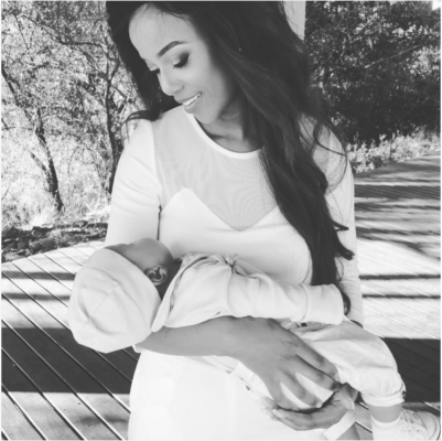 Our Top 10 Mzansi Celebrity moms and their children