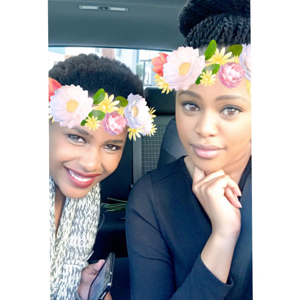 Photo of 5 Times Natasha Thahane And Pretty Ncayiyana Were BFF Goals