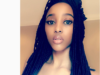 A Clean Start For Sbahle As She Deletes All Loved Up Pics With Khune