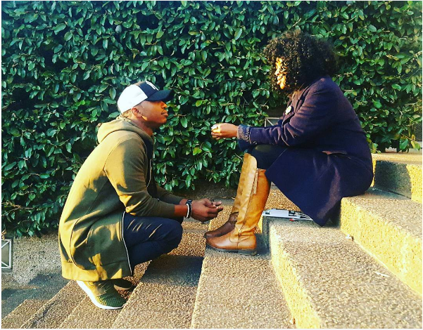 Could This Be Andile Ncube's New Girlfriend?