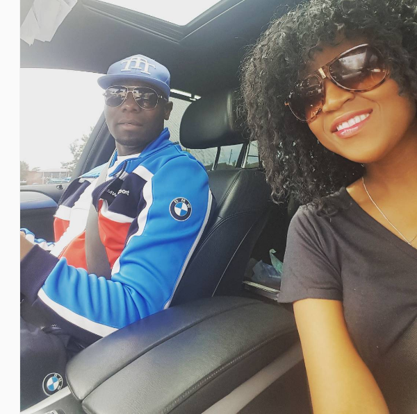 Former Muvhango Actress Millicent Makhado Shows Off Her Bae