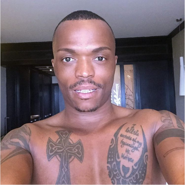 LOL! Somizi Remakes Bongani Zungu's Racy Video