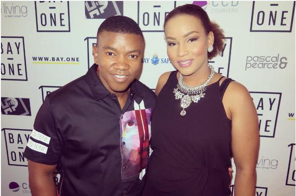 Loyiso Bala Sends His Wife A Cute B'day Shoutout