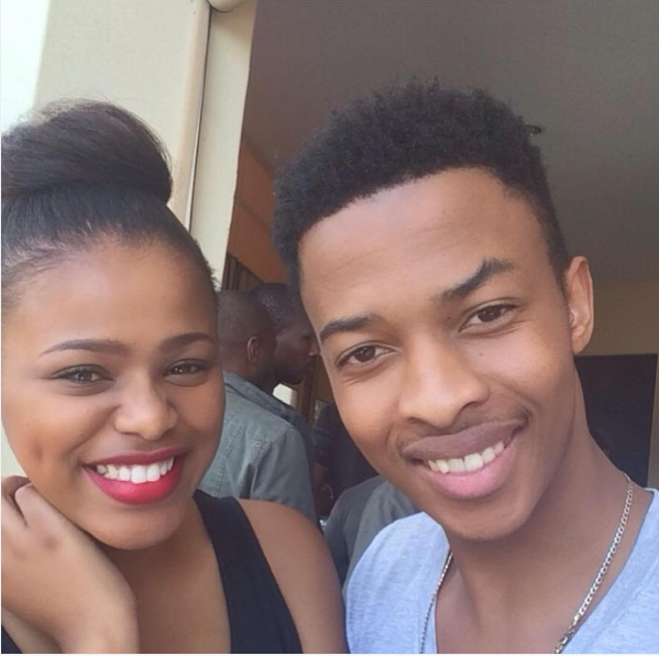 Natasha Thahane Says Goodbye To Skeem Saam