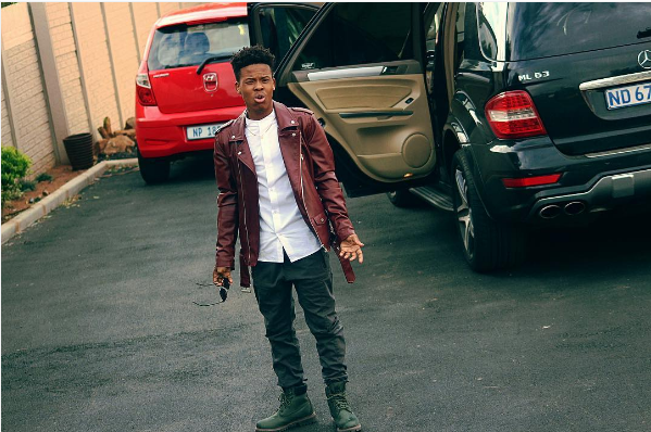 Rapper Nasty C Survives Bad Car Accident