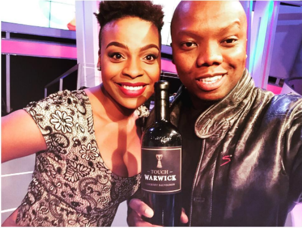Watch! Exes Tbo Touch And Thuli Thabethe Rapping Along To JayZ Is Goals