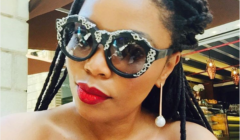 Terry Pheto Baffled By '67 Magazines' Backlash