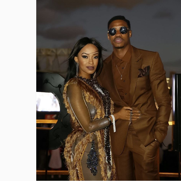 Celebrity Wedding July 2019: Dineo Moeketsi And Her Bae Turn Heads At Durban July