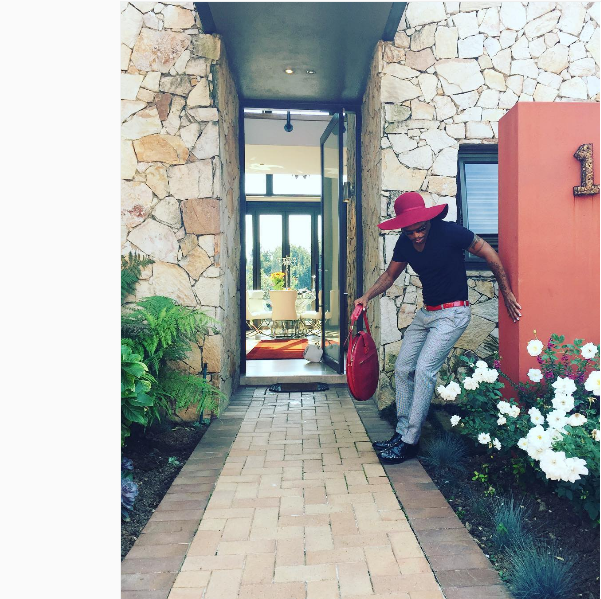 Pictures For House: Get A Peek Inside Somizi's Luxurious Home