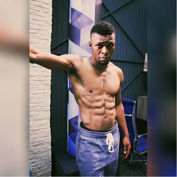 Battle Of The Abs: Top 5 SA's Sexiest Men