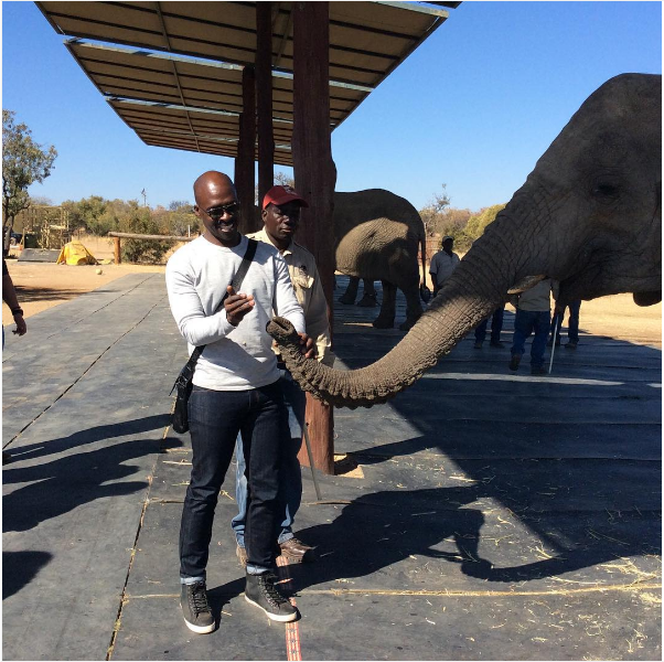 5 Photos That Prove Malusi Gigaba Is Also Minister Of Instagram