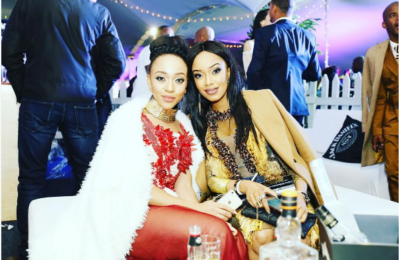 5 Times Thando Thabethe And Dineo Moeketsi Defined Sisterhood
