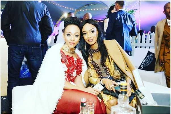 Photo of 5 Times Thando Thabethe And Dineo Moeketsi Defined Sisterhood
