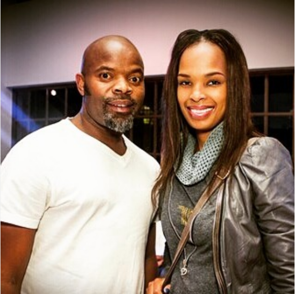 Actor Dumisani Mbebe Shows His Wife Some Love