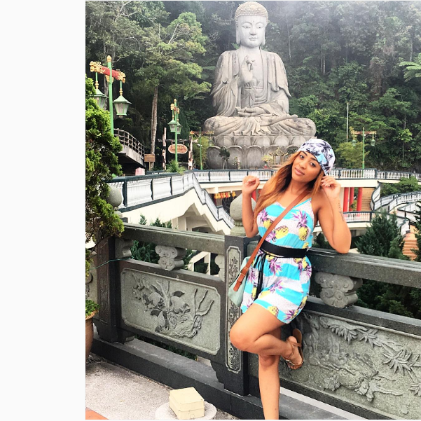 African Rap Queen Nadia Nakai Takes On Mauritius