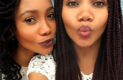 Azania Defends Daughter Shamiso After Black Twitter Labelled Her A 'Stocko'