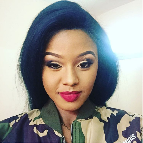 Twitter Reacts To Babes Wodumo Announcing Her Own Weave Range
