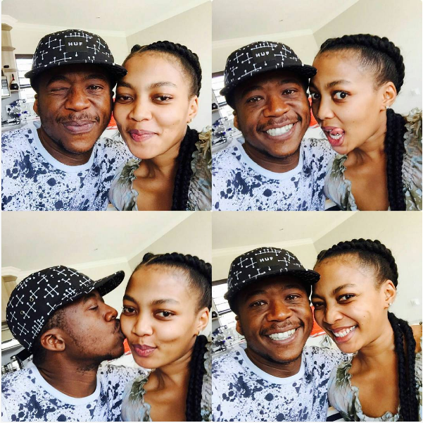 Black Motion's Thabo And His Bae Are Dancing Couple Goals