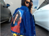 Bonang Matheba Stays Consistent With Her Style Game
