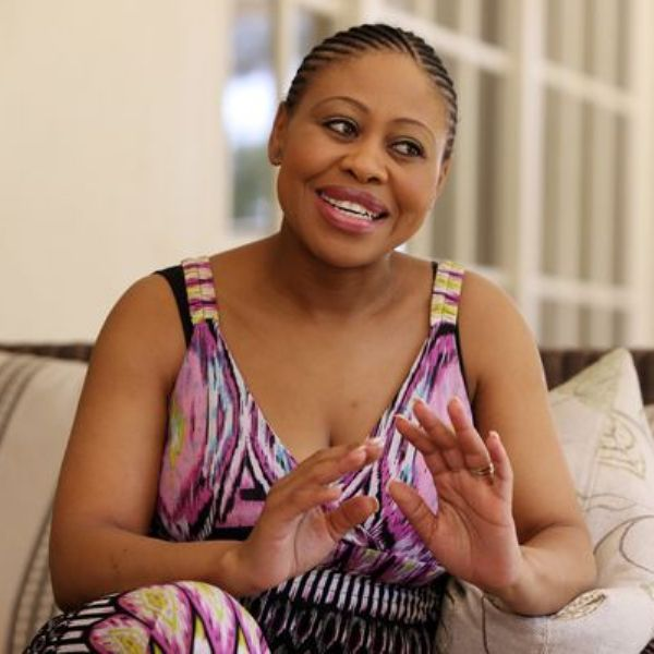 Redi Tlhabi Celebrates Her 8th Wedding Anniversary