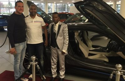'It's God Rewarding Me,' Says Pastor Mboro On His R2 Million Car