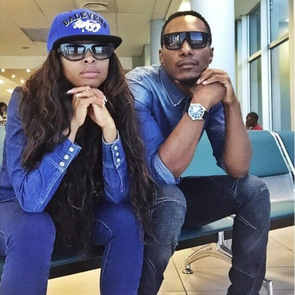 Khanyi Mbau And Her Bae Tebogo Are Still Going Strong
