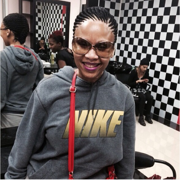 The Real Reason Why Leleti Khumalo Left Uzalo!