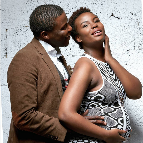 Muvhango's Mona Monyane Gives Birth To A Baby Girl