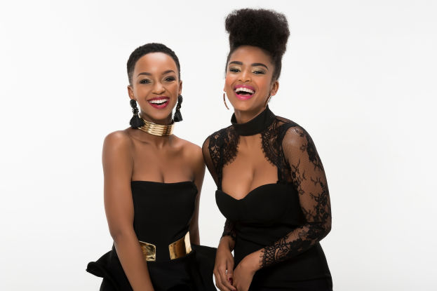 Nandi Madida and Ayanda Thabethe Announced As Hosts Of 'BET A-List'