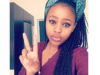 Natasha Thahane Emotional After Her Last Episode On Skeem Saam