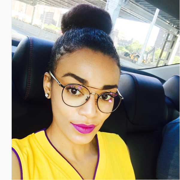 Pearl Thusi Finally Confirms Her Engagement