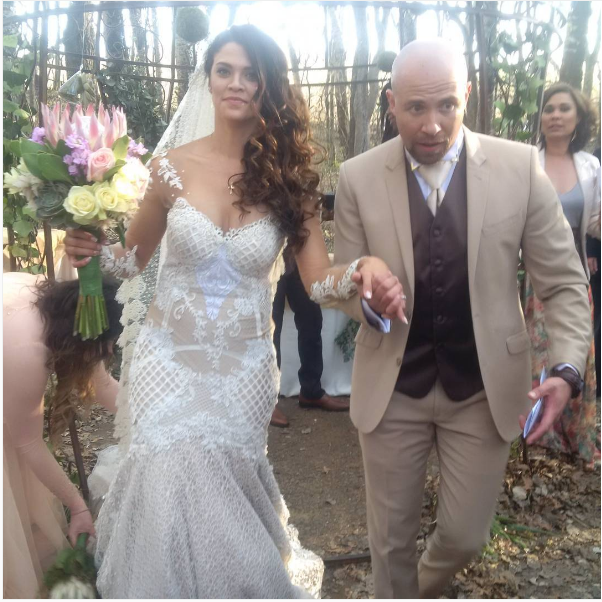 Photos: Actor Clint Brink Is A Married Man!