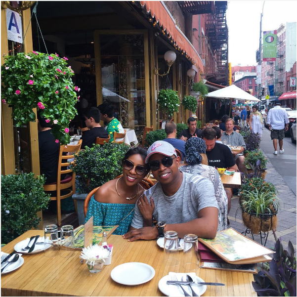 Pics! Pearl Modiadie And Her Fiance's Romantic Baecation