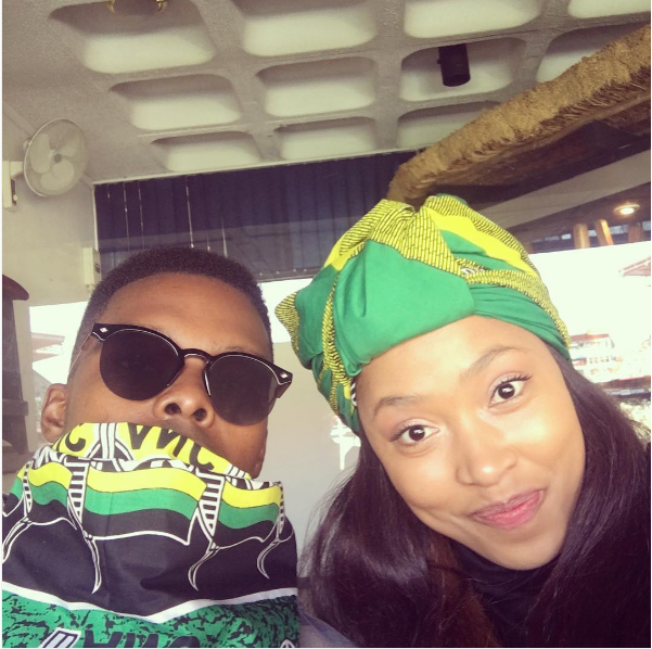 from Devin who is dumisani masilela dating