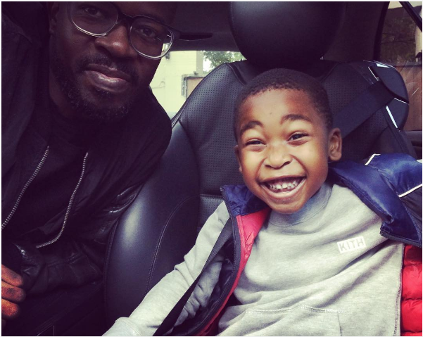 Watch Black Coffee Teach His Son How To Treat A Lady