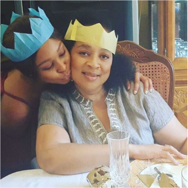 Watch Minnie Dlamini Surprise Her Mom With A Brand New Car