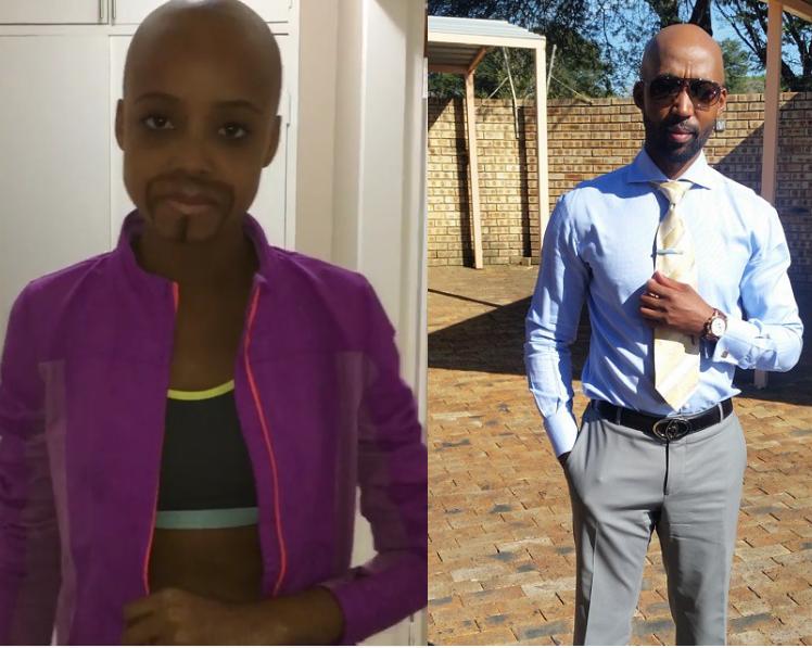 Could Ntando Duma Be Dingani Mokebe's Long Lost Daughter