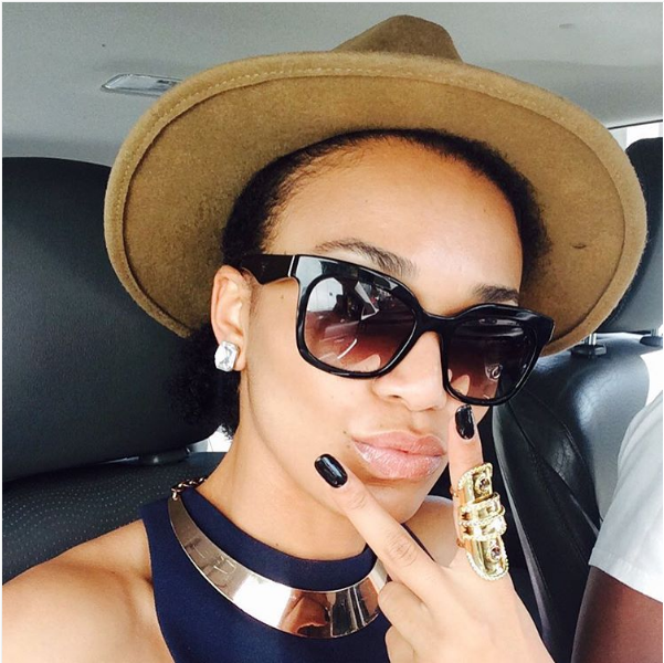 """They Cried 'Open Up The Industry' So I Left The Country,"" Pearl Thusi"