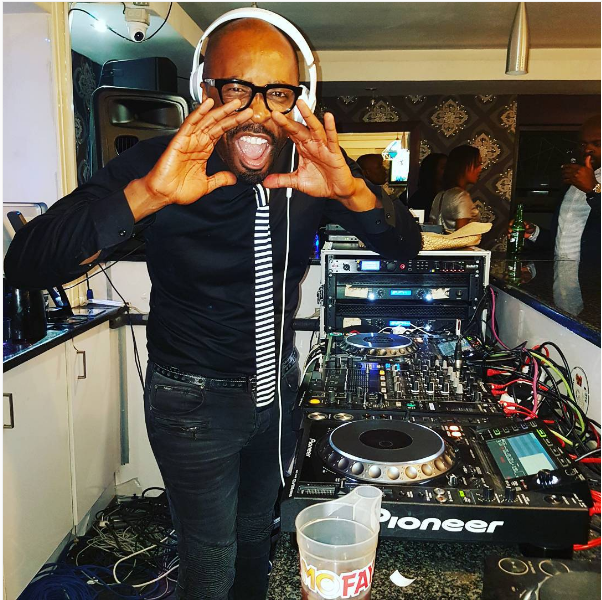 DJ Sbu Moered By Security Guards At Major League Spring Party