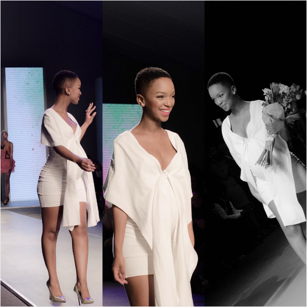 Nandi Madida Shares Sweet Moment Between Her Dad And Hubby