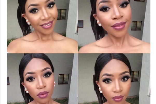Newly Single Blue Mbombo Goes Topless On Instagram