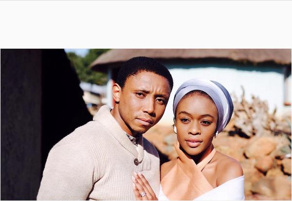 Who is thandeka from isibaya dating nake