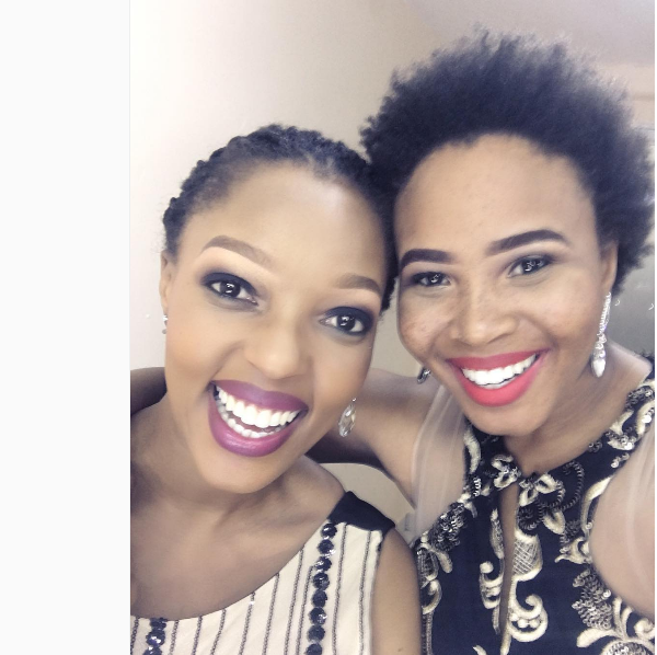 Pabi Moloi Takes Times To Appreciate Hulisani Ravele