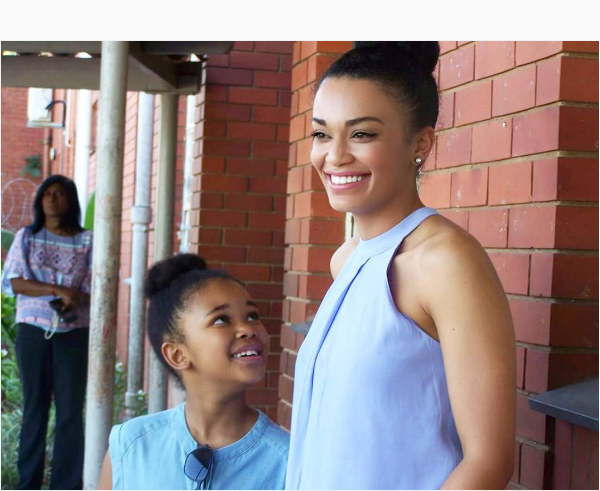 Pearl Thusi Reveals Why She Came Back To SA