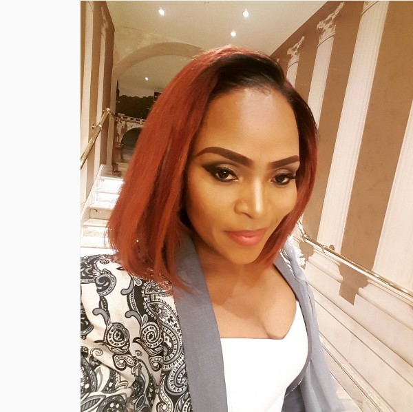 Singer Bucie Confirms She Is Engaged!